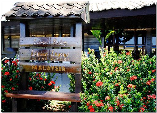 Layang-2-resort