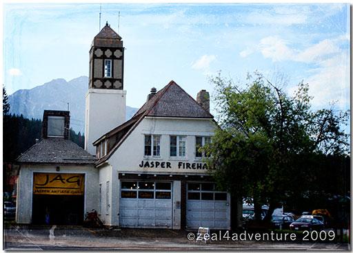 Jasper-Firehall