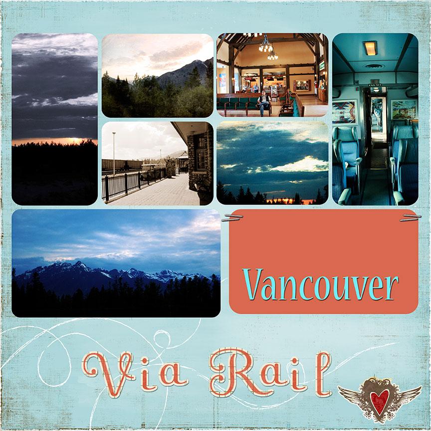 Vancouver-Via-Rail