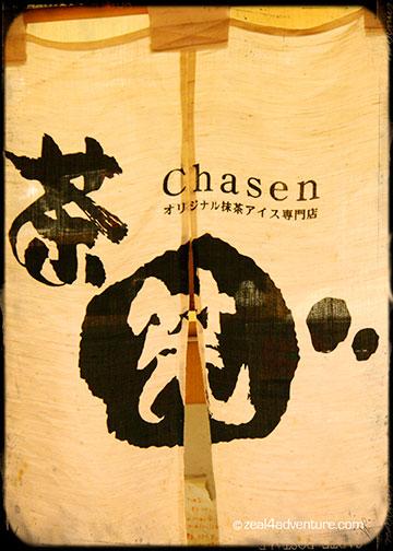 chasen