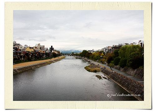 Kamo-River