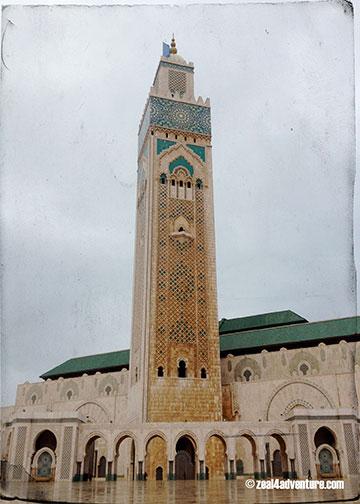Hassan-minaret