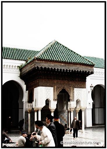 Karaouine-Mosque