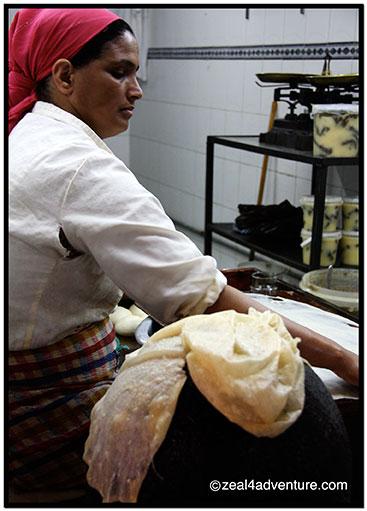 making-bread