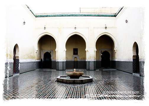Moulay-Ismail-Mausoleum