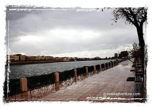 Sarij-Swani-lake