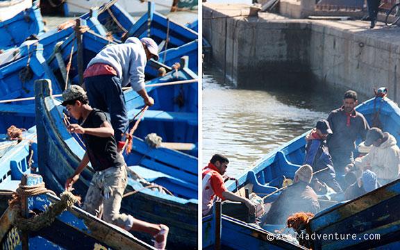 blue-fishing-boats