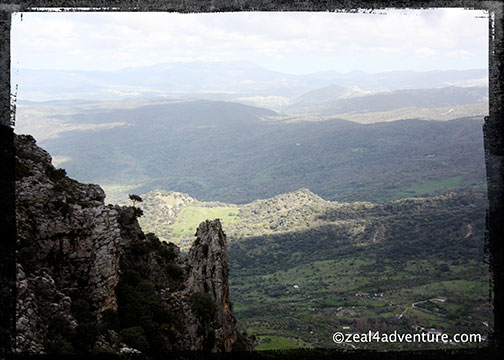 Grazalema-limestone-mountain-ranges