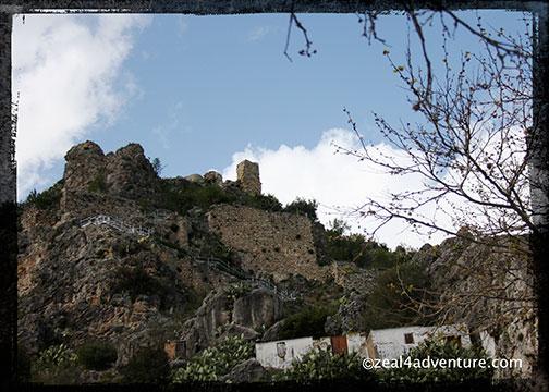 Zahara-castle-remains