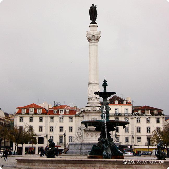 Rossio-Square
