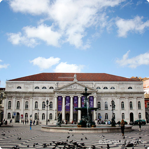 teatro-nacional-rossio-square