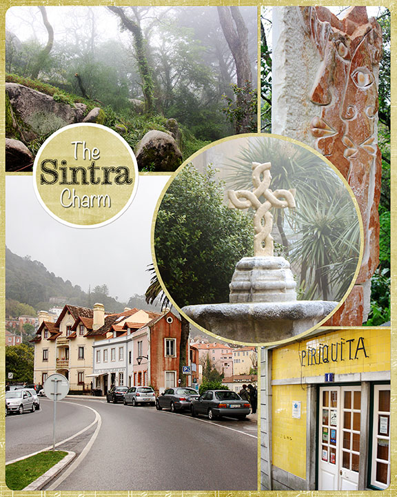 Sintra-collage