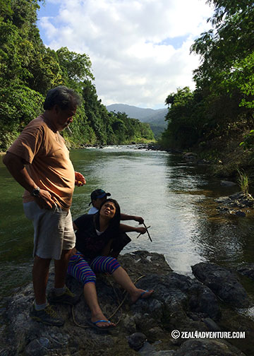 at-the-river