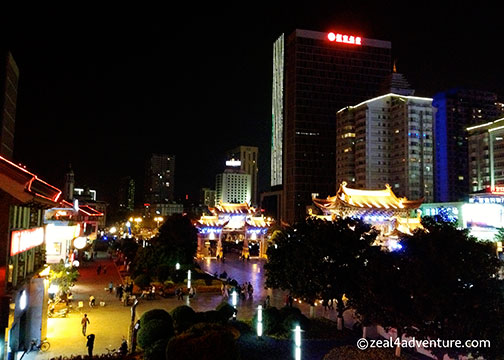 kunming-at-night