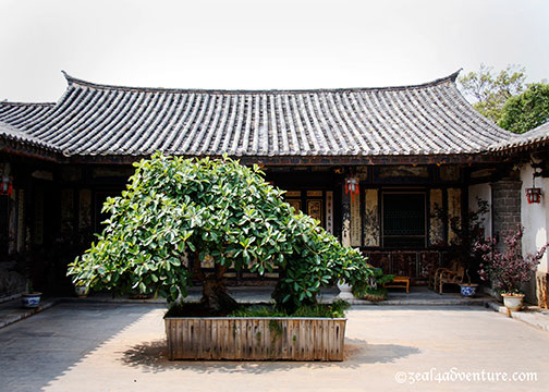 zhu-family-courtyard
