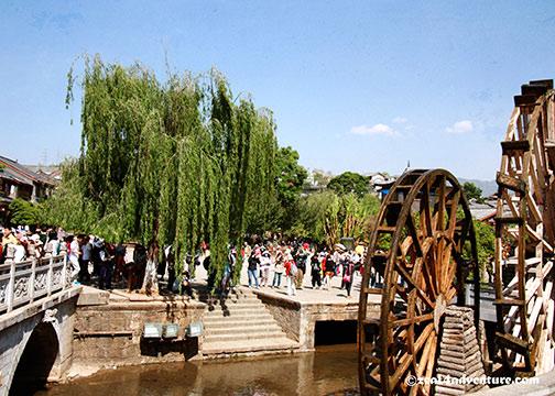 dayan-entrance-waterwheel