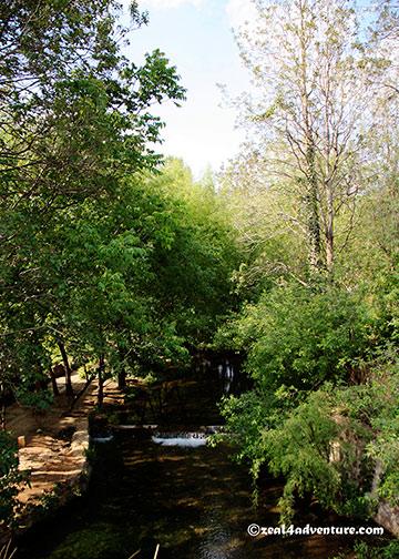 shuhe-creek