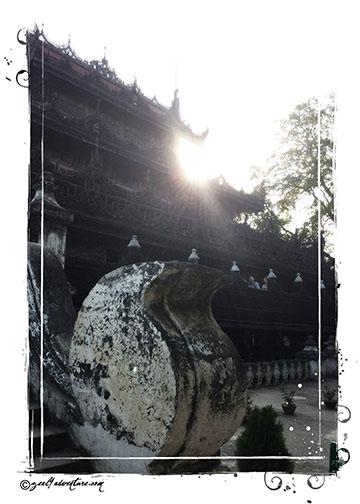 Shwenandaw-Monastery
