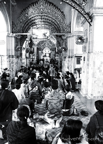 Buddhist-worshippers