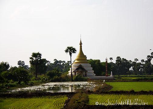 Inwa-Stupa