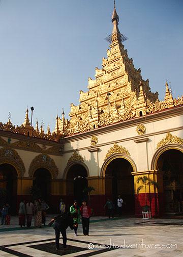 Mahamuni-Buddha-Tempe