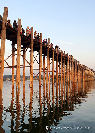 U-Bein-Bridge