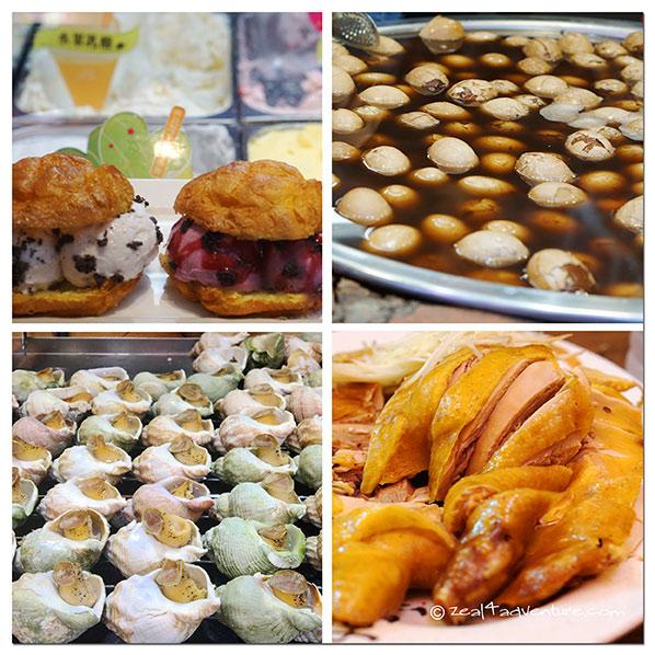 Jiufen-Eats