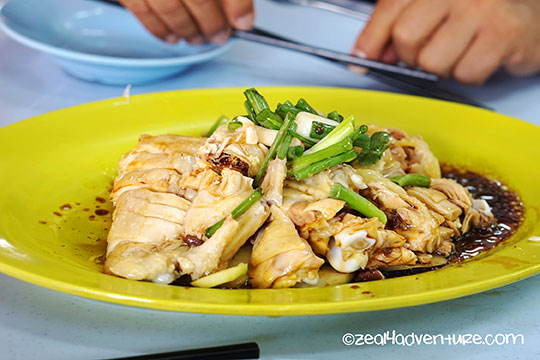 Steamed-Chicken