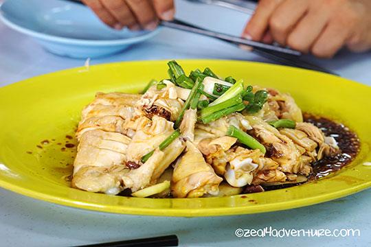 Steamed-Chicken